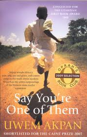Book review: Say You're One of Them