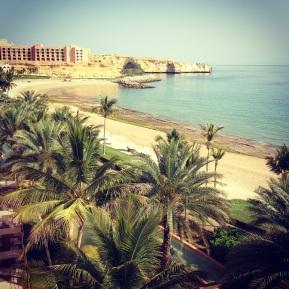 Oman.. The Mountain & TheSea..